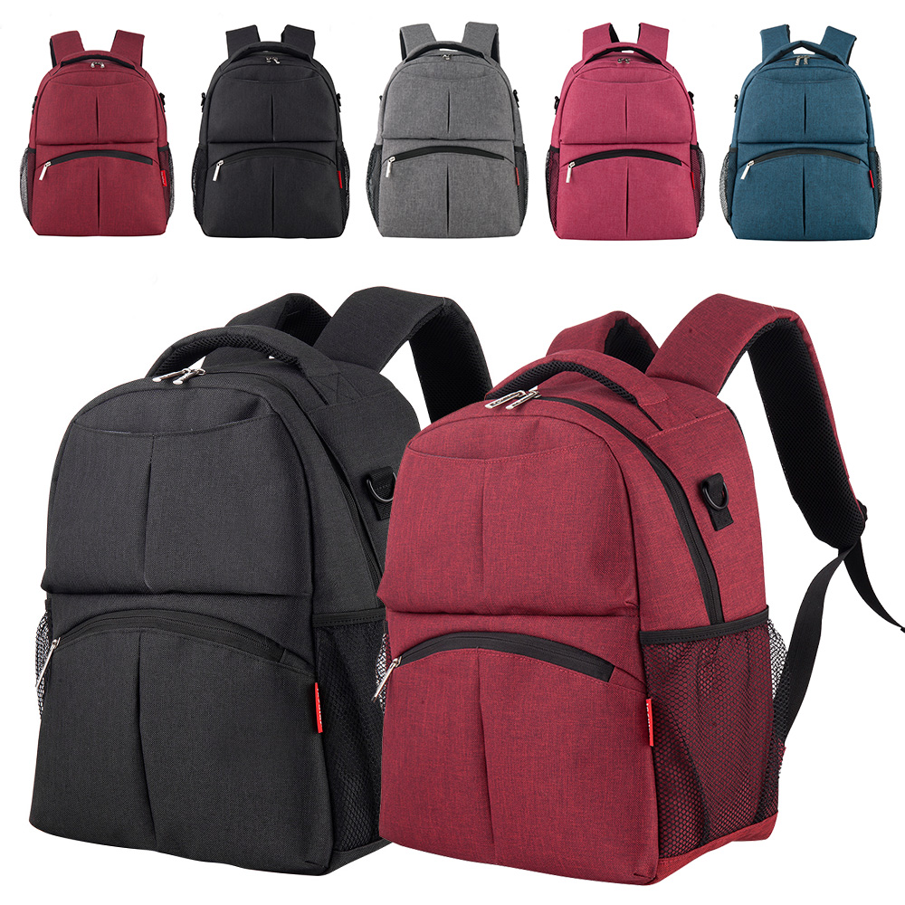 5 Colors Fashionable Shoulder Outdoor Bag Linen Large Capacity Backpack Mummy Baby Mom Bag To Be Childbirth Package amelie galanti ms backpack fashion convenient large capacity now the most popular style can be shoulder to shoulder many colors