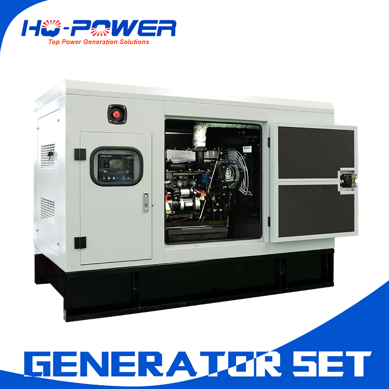 Chinese 30kw/37 5kva soundproof diesel generator weifang silent
