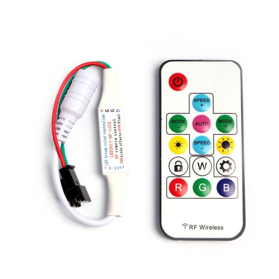 SP103E Mini RF Controller- ը 14 բանալիներով անլար - Լուսավորության պարագաներ - Լուսանկար 2
