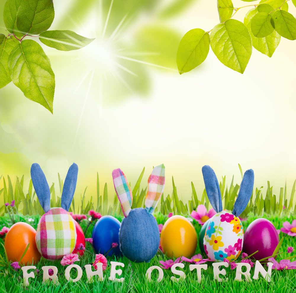10x10ft Easter Theme Vinyl  Photography Backdrops Props Photography Studio  Background  FH-51 shengyongbao 300cm 200cm vinyl custom photography backdrops brick wall theme photo studio props photography background brw 12