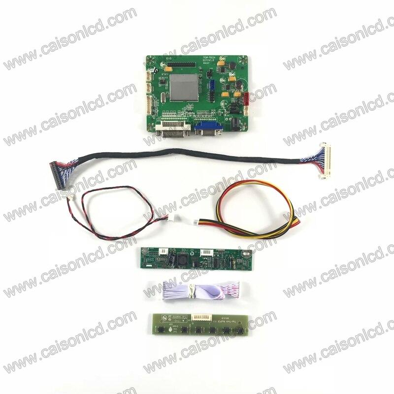 Unterhaltungselektronik hdmi + Dvi + Vga Lcd-bildschirm Controller Board Kit Für M185xw01 Vd 1366x768 Waren Jeder Beschreibung Sind VerfüGbar Intelligente Haustechnik