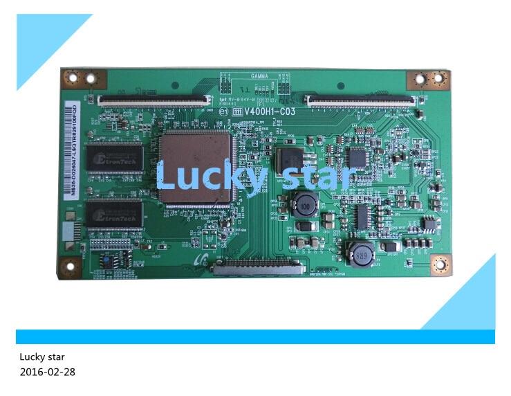 100% brand new V400H1-C01 / V400H1-C03 logic board for LA40A550P1R TLM40V69P100% brand new V400H1-C01 / V400H1-C03 logic board for LA40A550P1R TLM40V69P