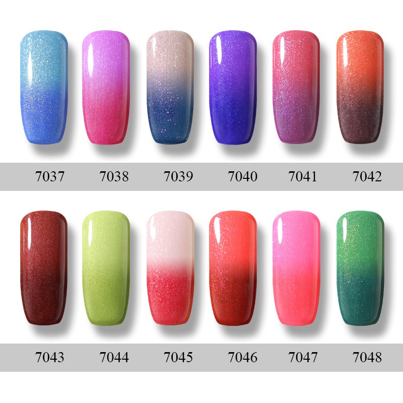 Enchanting Nail Polish That Changes Color With Hot And Cold ...