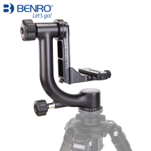 Benro GH5C GH2C Gimbal Head Carbon Fiber Heads For Tripod GH2 Max Loading 25kg DHL Free Shipping