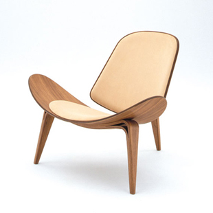 ... Bending Wood Chair Bentwood Chair Recliner Lounge Chair Aircraft Tripod  Chair Denmark Carl Hansen Son ...