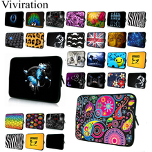 "Durable Laptop Liner Sleeve funda para Macbook Xiaomi Chuwi Lapbook 7 ""10"" Tablet 10,1 12 13 14 15 17 Soft Notebook maletín"