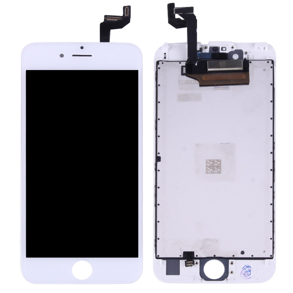 iPartsBuy for iPhone 6s LCD Screen and Digitizer Full Assembly with Frame Replacement repair parts