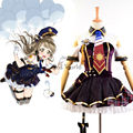 Love Live School Idol Project Minami Kotori Policewoman Uniform Dress Outfit Anime Cosplay Costumes