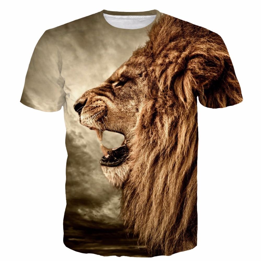 Roaring Lion Shirt Promotion-Shop For Promotional Roaring -9296