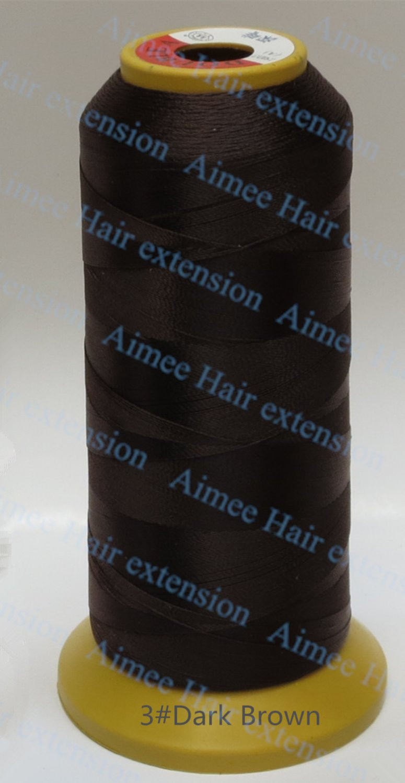 ⊱Hilos de tejido para extensión del pelo trama de la máquina ...