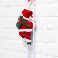 Electric Climbing Ladder with Santa Clause sold out