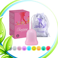 1PCS  silicone vagina use small or big size for choose anner cupwomen feminine hygiene product medical grade