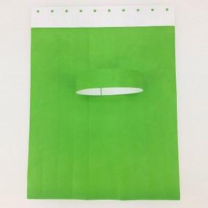 Image 2 - 1000pcs 일회용 다른 색상 사용 가능한 종이 손목 밴드, 이벤트 팔찌, 파티 tyvek 밴드 tyvek 종이 팔찌