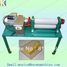 86*250mm beeswax comb foundation machine
