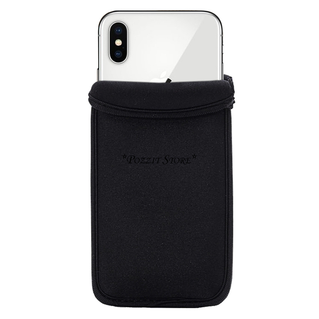 custodia sacchetto iphone x
