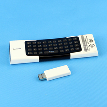 2017 new 1600 dpi Wireless keyboard mouse all in one bluetooth  FlyMouse for  tablet computer TV remote control