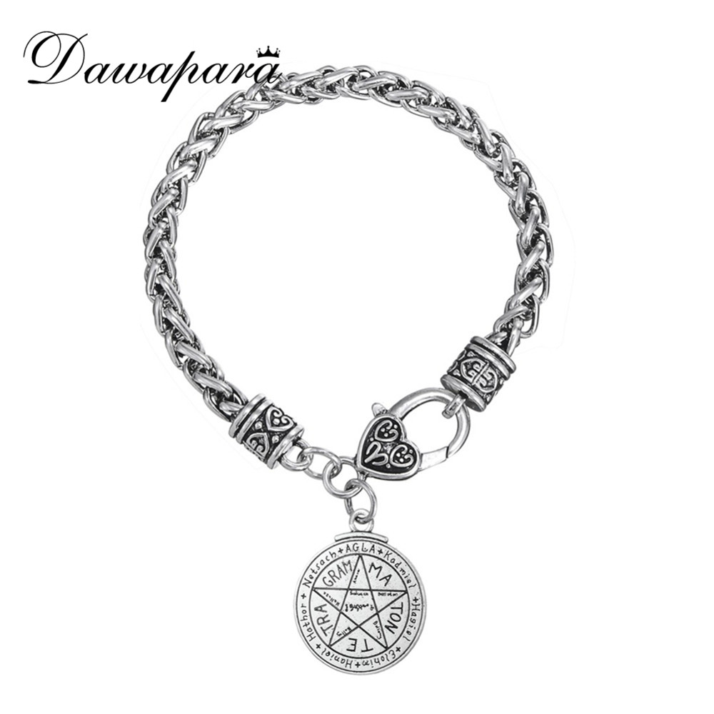 Dawapara I Love Movies Film Symbol Art Bracelet Role Heart Metal Alloy Charm Bangle Bracelet for Movies Lovers