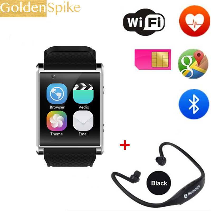 X11 Smart Watch Android5.1 Smartwatch MTK6580 With Pedometer Camera 5.0M 3G WIFI GPS WIFI Positioning SOS Card Movement Watch x11 smart watch android5 1 smartwatch mtk6580 with pedometer camera 5 0m 3g wifi gps wifi positioning sos card movement watch