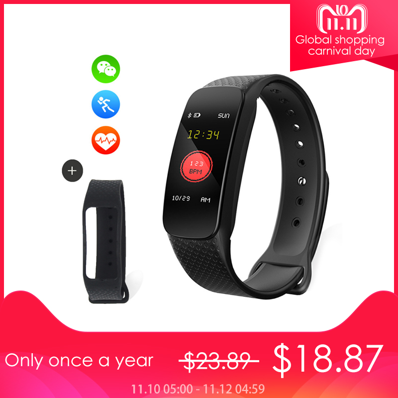 US $17 61 32% OFF Blood Pressure Pulse Monitors Portable Health Care  Photoelectric sensor Watch Monitor Heart Rate Monitor Sphygmomanometer-in  Blood