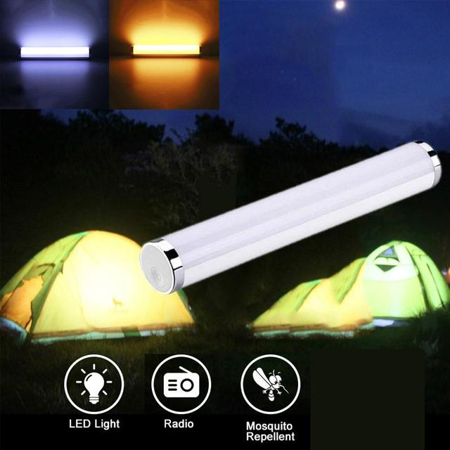 Hot Mosquito Repellent Anti Mosquito Rechargeable LED Light Outdoor C&ing Tent Mosquito Fly Repeller L& Pest & Hot Mosquito Repellent Anti Mosquito Rechargeable LED Light ...
