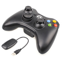 For Control Xbox 360 Gamepad Wireless Controller Joystick For Xbox 360 Jogos Controle Win7/8/10 PC Game Joypad Gaming Controller