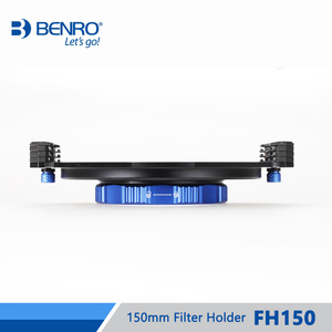 Image 5 - Benro FH150 150mm Filter System Holder ND/GND/CPL Professional Filter Holder Support For Camera Lens DHL Free Shipping