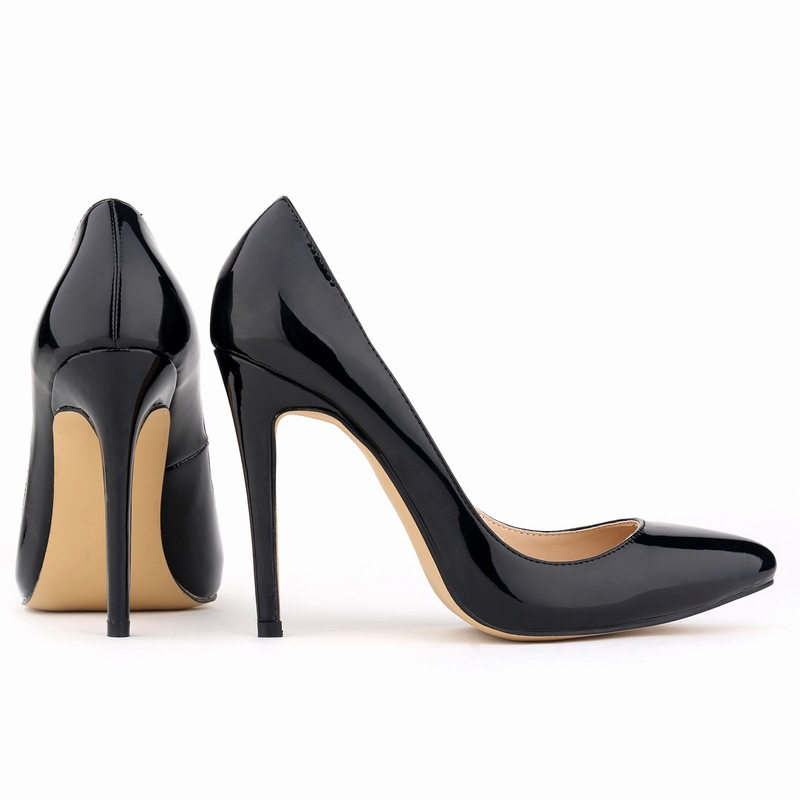 elegant wedding shoes מוצר women stiletto high heel shoes pointed pumps corset 3869