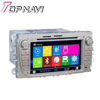 Topnavi Silver 7 Car DVD GPS For Ford Focus/Mondeo/S MAX/Connec Car Radio Multimedia Audio Stereo In Dash,Wince System