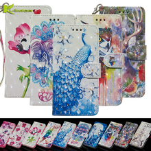 Leather Case sFor Fundas Samsung Galaxy A5 2017 case on For Coque A520 A520F Cover Flip Wallet Phone Cases