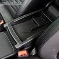 Organizador de coches juego para vw Volkswagen Passat CC MAGOTAN B7L B6 B7 apoyabrazos central guante de almacenamiento titular de contenedores caja de la bandeja