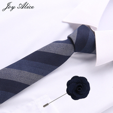 MEN Business Plaid Dot Tie for Men Sim 6cm Formal Neckties Casual Fashion Wedding Male Gift Suits Gravatas T2018-353