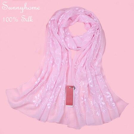 Шелковые Аксессуары для волос повязки для женщин шапочка под хиджаб шапки для мусульманский, арабский шарф для девочки новинка брендовые Дизайнерские шарфы - Цвет: pink small flower