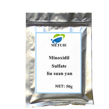 Factory direct supply 50g-1000g pure  minoxidil 99% powder mi nuo di er for hair regrowth  Free shipping стоимость