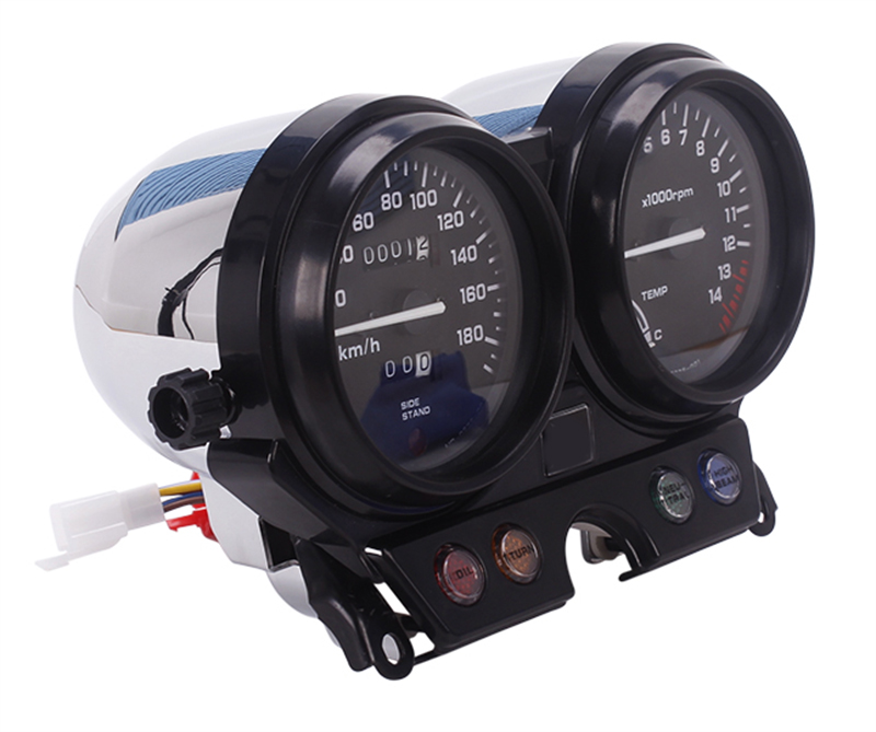 Motorcycle Speedometer Tachometer speed instrument assembly for Honda CB-1 CB 1 CB1 1996 -1998