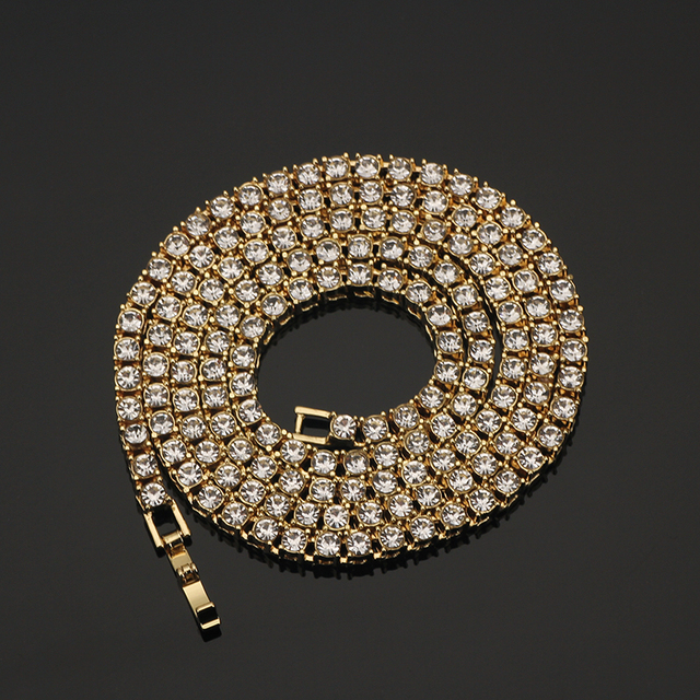 Iced Out Luxury Necklace