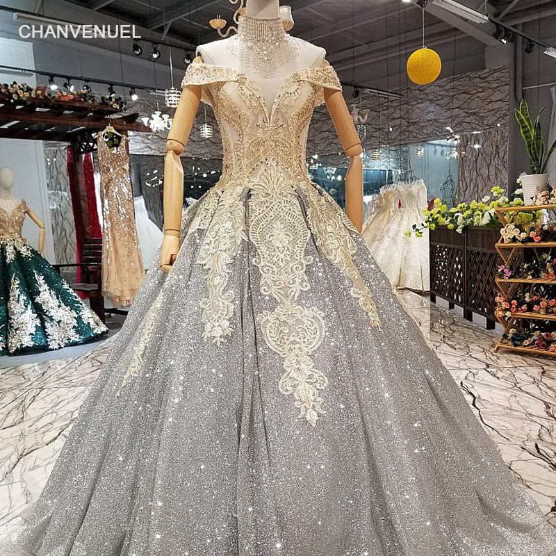 LS657700 Senior Grey Shiny Mothers Of Brides Wedding Party