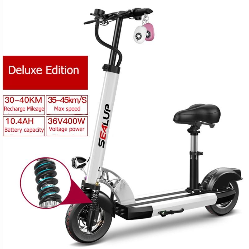 Elektrisches scooter10inch elektrisches Fahrrad - Radfahren - Foto 4