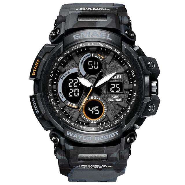 Luxvolt Stainless Steel Sport Watch 4