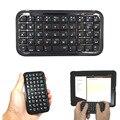 Black Ultra Slim Mini Bluetooth 3.0 Keyboard for iPhone 7 Plus Samsung S7 / PS3 / PC / PDA   EM88