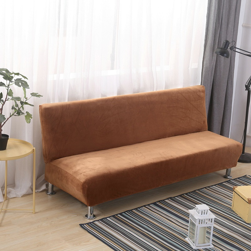Winter plush sofa bed cover all inclusive slipcover for - What is a sofa bed ...