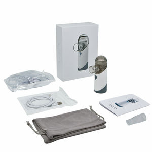 Image 5 - Antaretech nébuliseur Portable PA20, Rechargeable, avec indicateur de batterie, étanche, pour les adultes et les enfants, asthme, COPD