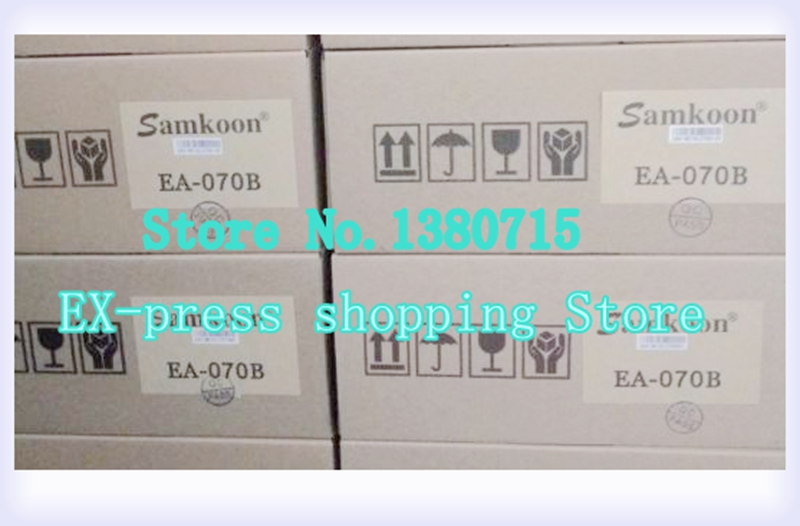 New EA-070B 7 inch touch Screen HMI SAMKOON pws5610t s 5 7 inch hitech hmi touch screen panel human machine interface new 100% have in stock