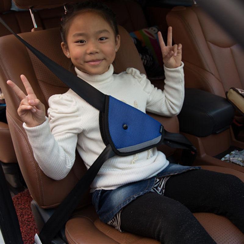Children Baby Kids Car Safety Cover Strap Adjuster Pad Harness Children Seat Belt Clip Dec 21