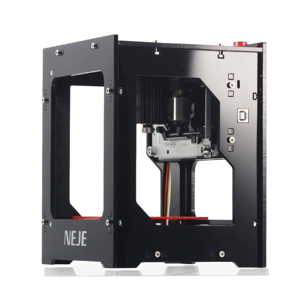 NEJE DK-8-FKZ 1500mW DIY USB Laser Engraver Mini Desktop Bluetooth Printer Advanced Laser Engraving Machine for Windows цены онлайн