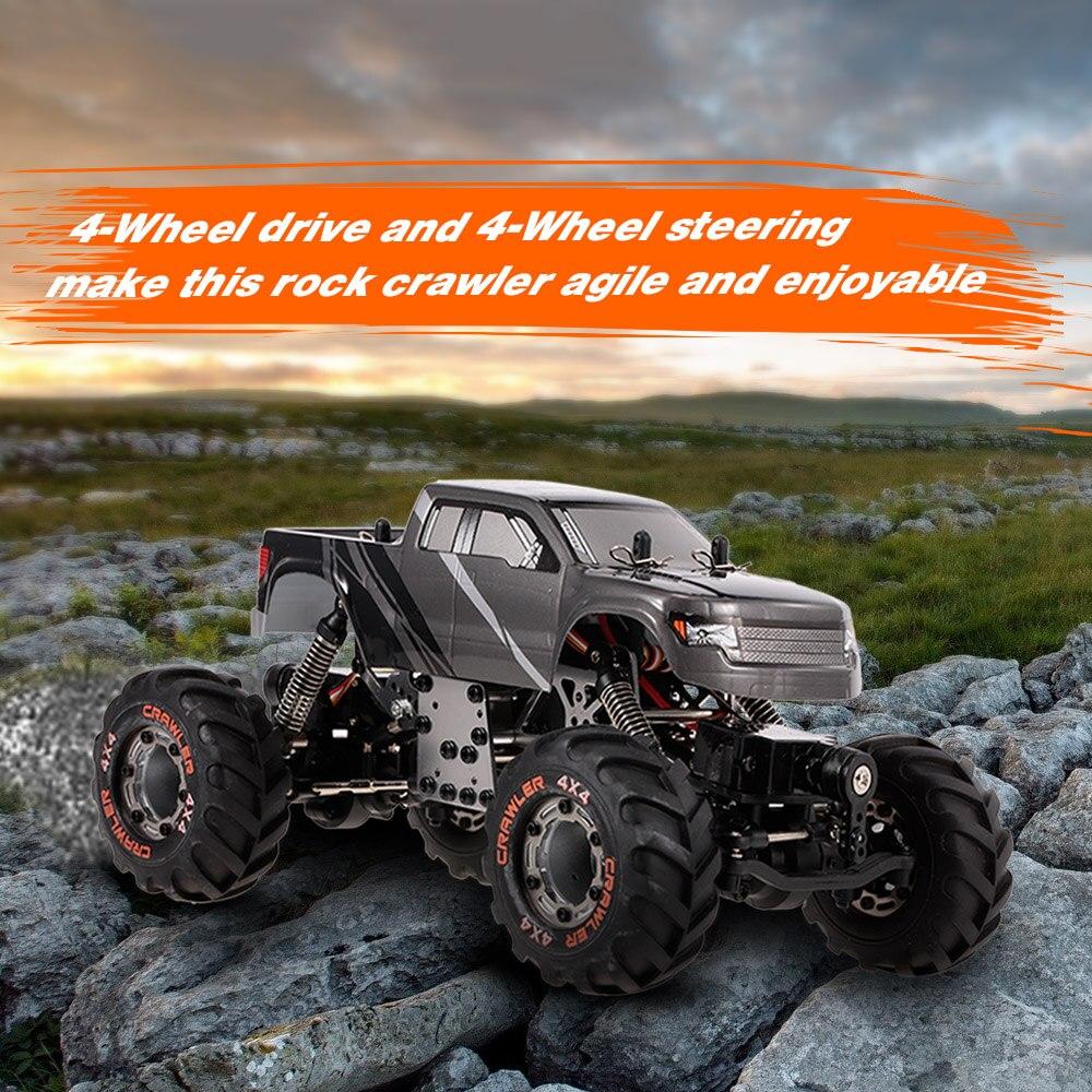 2019 새로운 2098b rc 자동차 1/24 2.4 ghz 4wd 4ws devastator 락 크롤러 rtr 더블 서보 오프로드 rc 자동차-에서RC 카부터 완구 & 취미 의  그룹 3
