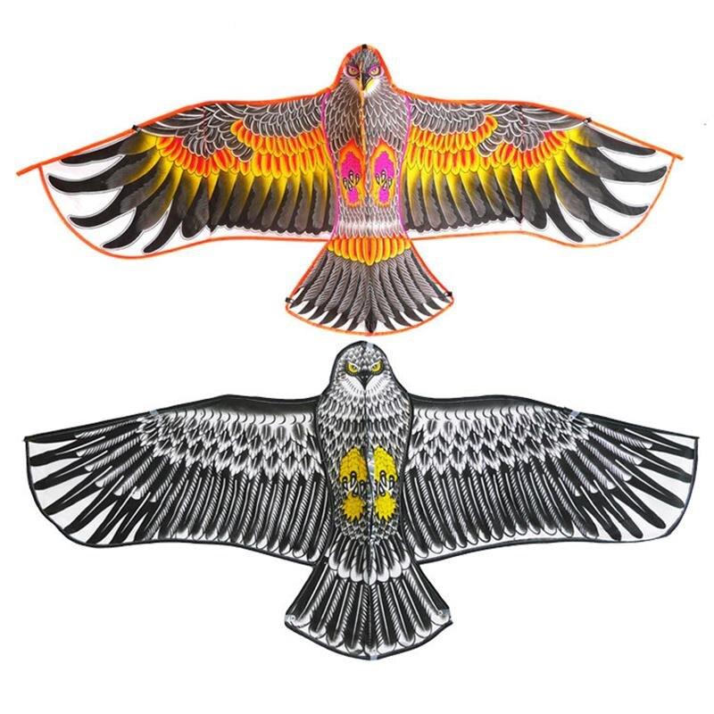 Дропшиппинг открытый Забавный Спорт 1,6 м Орел воздушный змей высокое качество Летающий выше большие Кайты Новинка игрушечный воздушный змей орлы Большой Летающий подарок