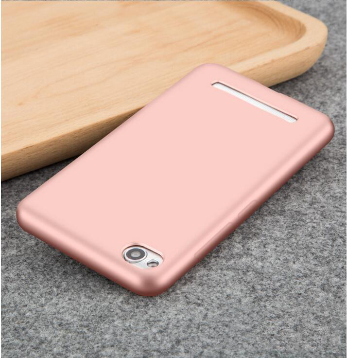 newest a6f78 3f9e3 US $4.23 20% OFF|Xiaomi Redmi 4A 4X phone cases 4X Back cover PC Soft case  for original xiaomi mi redmi 4A smartphone protective case -in Fitted Cases  ...