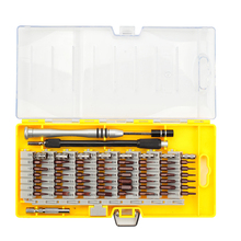 цена на Magnetic Screwdriver Set 60 in 1 Electronic Precision Screwdriver Repair Tool Set Multifunction Cellphone Tablet Repair Tool