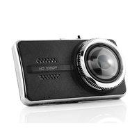 Pre Sale Car DVR Novatek 96658 Chipset Y900 Dual Lens 4 0inch IPS H 264 Front