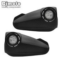 Universal 28mm 22mm Brush Bar Hand Guards Handguard With Vision Led For Honda KTM CRF